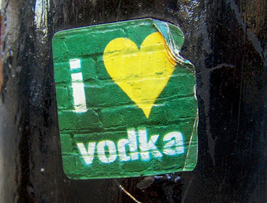 I love vodka, urban photography, contemporary, photo, art