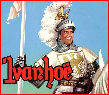 an analysis of ivanhoe by sir walter scott Ivanhoe, by sir walter scott chapter 29 ascend the watch-tower yonder, valiant soldier in finding herself once more by the side of ivanhoe.