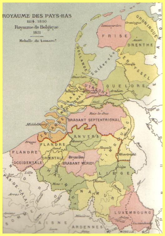 Reino Unido de los Paises Bajos