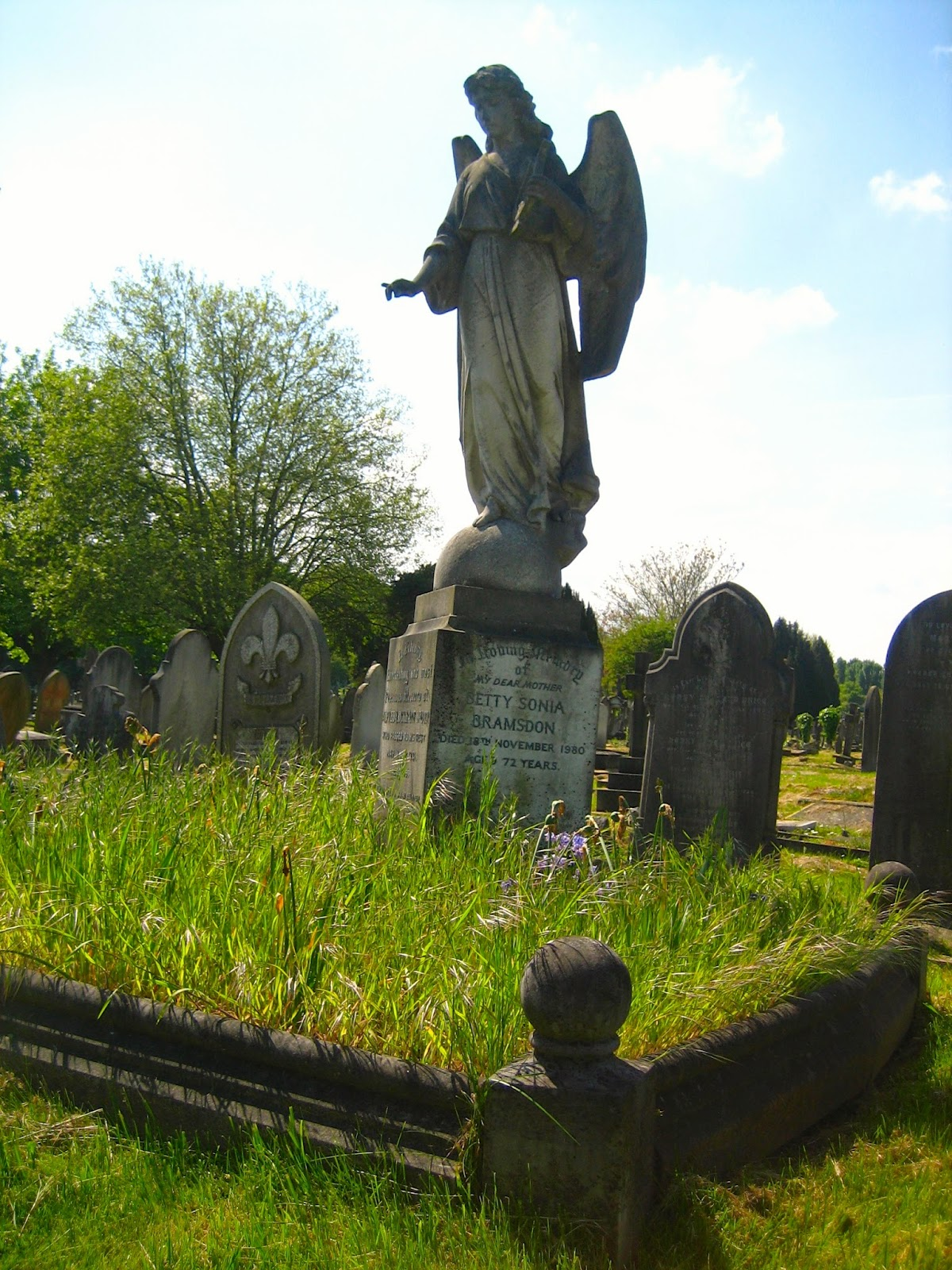Kennewick man single cemetery