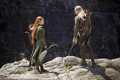 Legolas & Tauriel