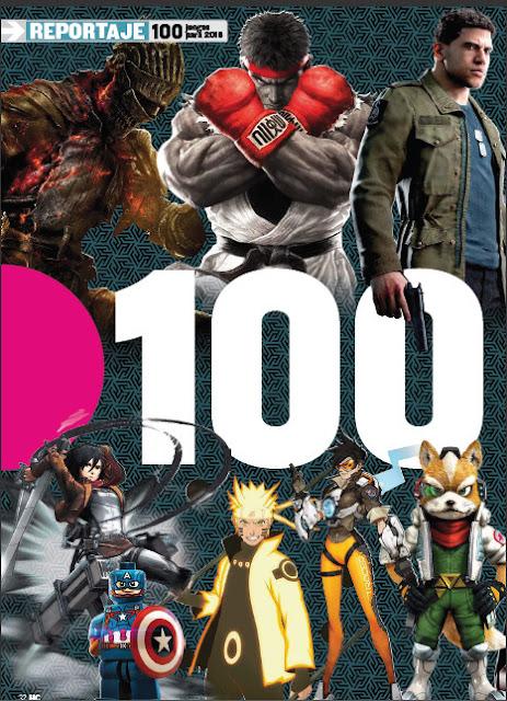 100 juegos para el 2017+ Extras [Noticias y articulos]