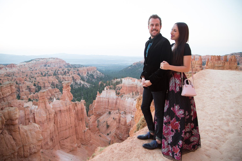 Kelseybang.com at Bryce Canyon