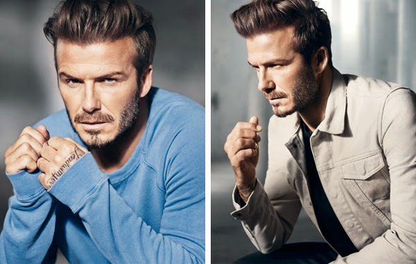 ropa hombre H&M David Beckham Modern Essentials selected