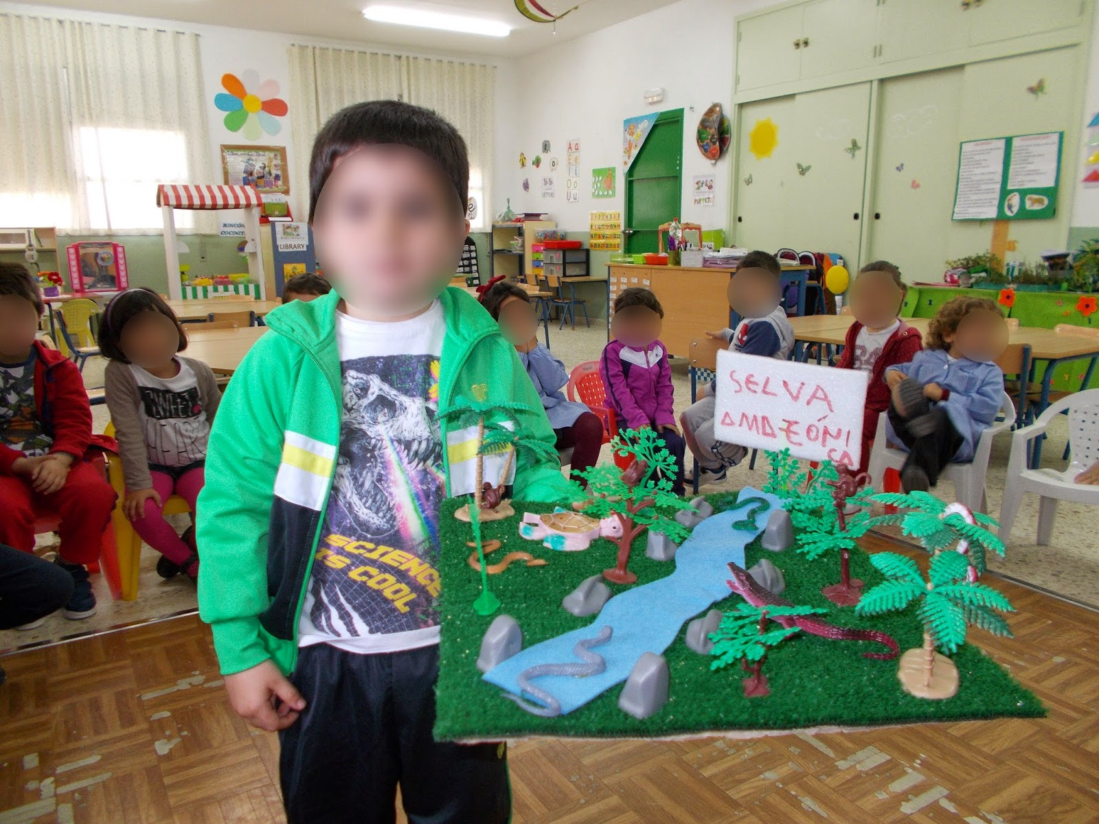 Nuestra Clase de Infantil: Proyectos Segundo Trimestre