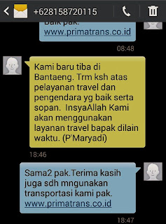 Testimoni Rental Mobil Makassar