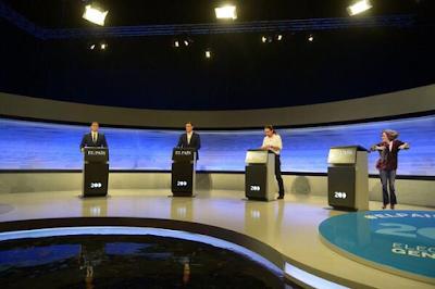 Memes debate electoral de El País