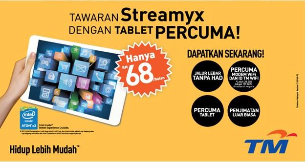 streamyx-tab-percuma