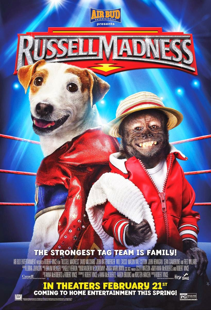 Chú Chó Đô Vật - Russell Madness (2015)
