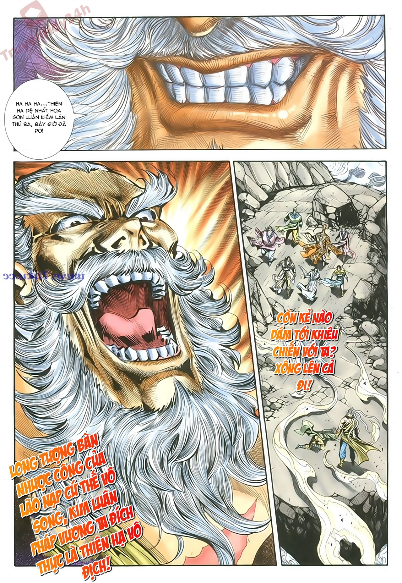 Thần Điêu Hiệp Lữ chap 86 – End Trang 30 - Mangak.info
