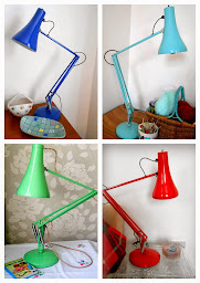 Our Restored Lamps