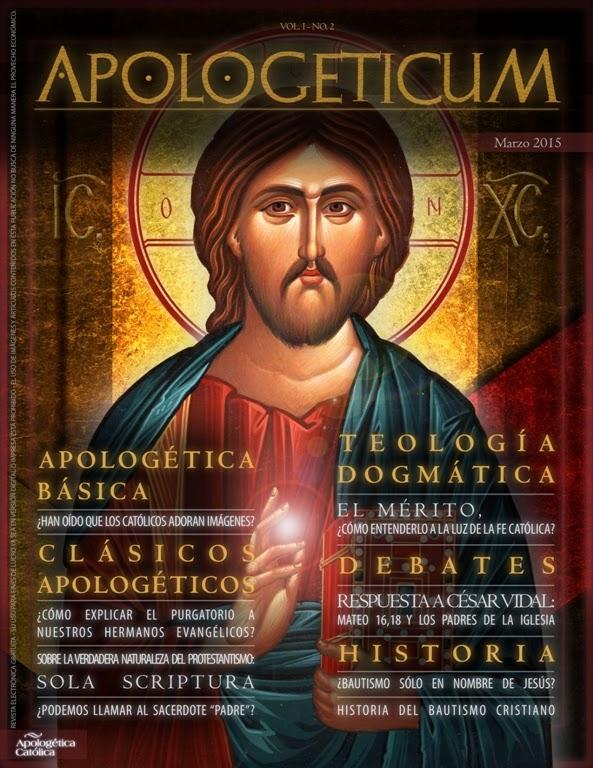 Apologeticum - Portada del número 2 - Marzo 2015