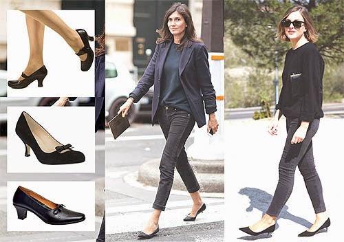 Tips : Cara Memilih Sepatu Kerja Wanita