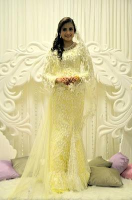 Majlis Pernikahan Tomok Dan Siti Rahayu