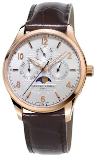 Montre Frederique Constant Runabout Moonphase Automatique