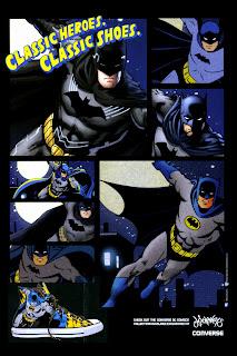 Batman Converse ad