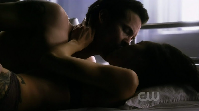 Shane West Shirtless on Nikita s1e18