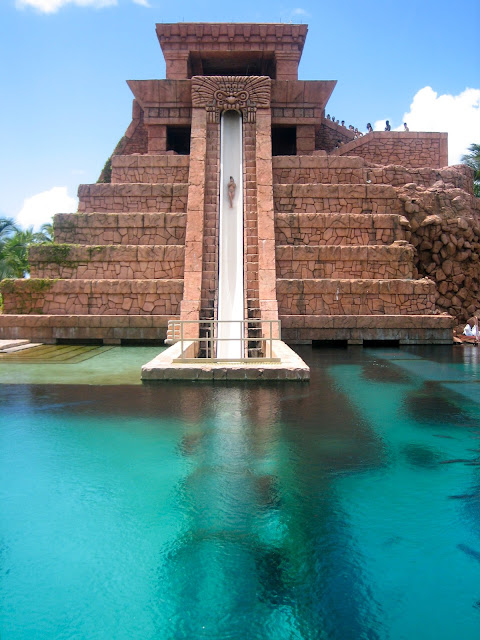 Atlantis Resort Water Slide