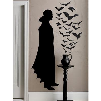 decorazione pipistelli e vampiri bat and vampire decorations
