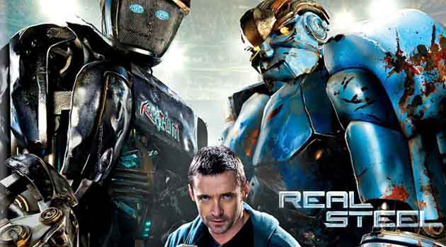 Real Steel (2011) - රොබෝවරුන්ගේ සංග්රාමය