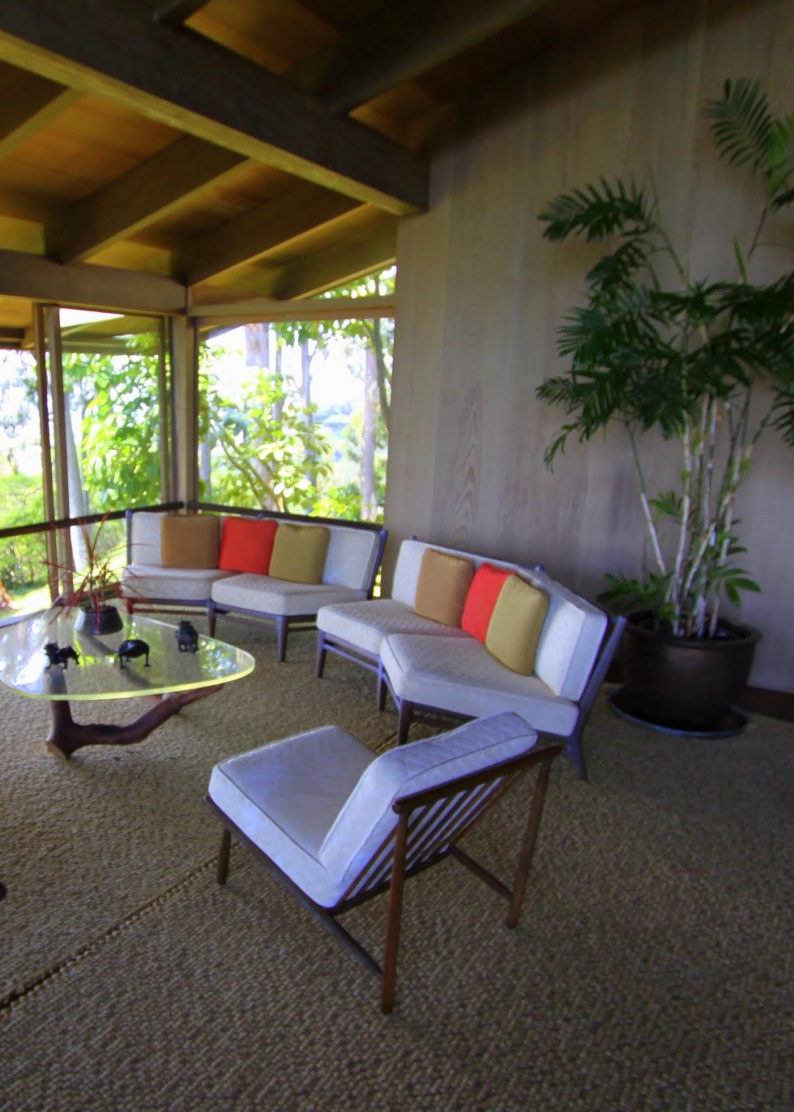 Modern Furniture Hawaii the liljestrand houseossipoff: hawaiian modern magnificence