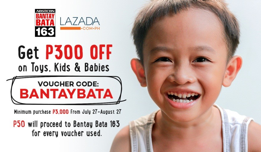 Bantay Philippines  city photo : Lazada Philippines Reaches Out Through Bantay Bata ~ Wazzup Pilipinas ...