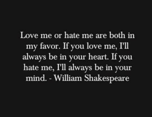 I Love You Quotes By Shakespeare : The Life Quotes: Famous Shakespeare Quotes