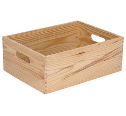 So sunny y seguimos decorando con cajas for Leroy merlin madera a medida