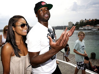 dwyane wade, hugo, manly, gabrielle union