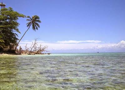 Wisata Pulau Tikus Di Kota Bengkulu
