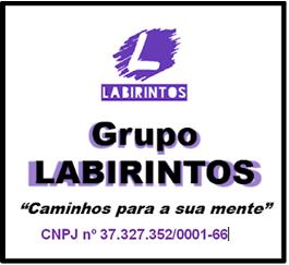 """LABIRINTOS - """"Caminhos para sua mente!"""""""