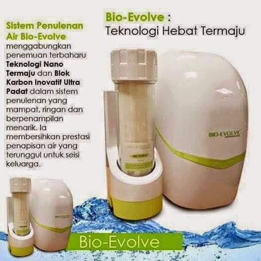 Sistem Penulenan Air Bio-Evolve