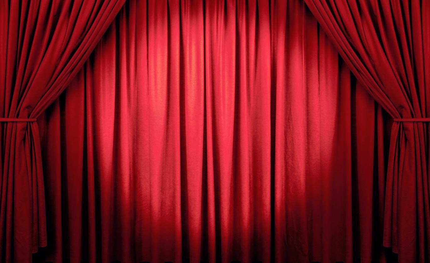 Theater Gordijnen Openen - ARCHIDEV