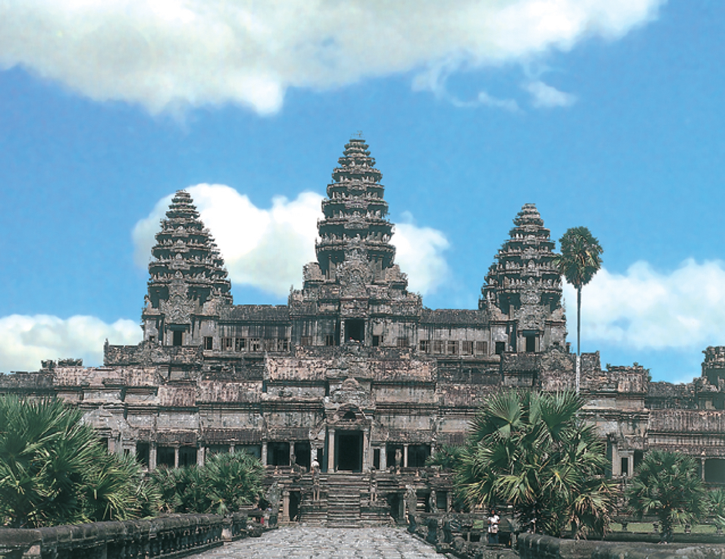 Nev 360 - The World Wonders: Preview: Angkor Wat