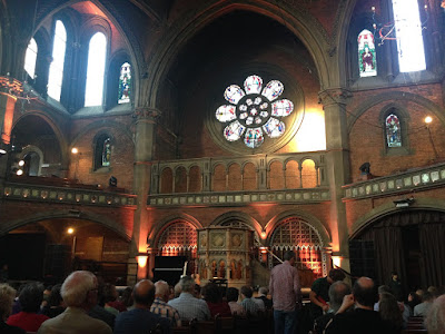 Union Chapel, Islington, London N1