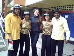 Grupo Mister Black e Beatriz Benz