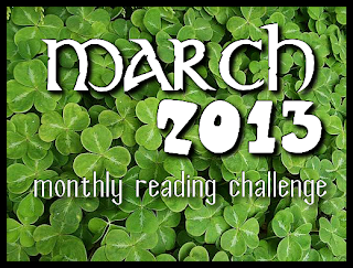 March 2013 Monthly Reading Challenge