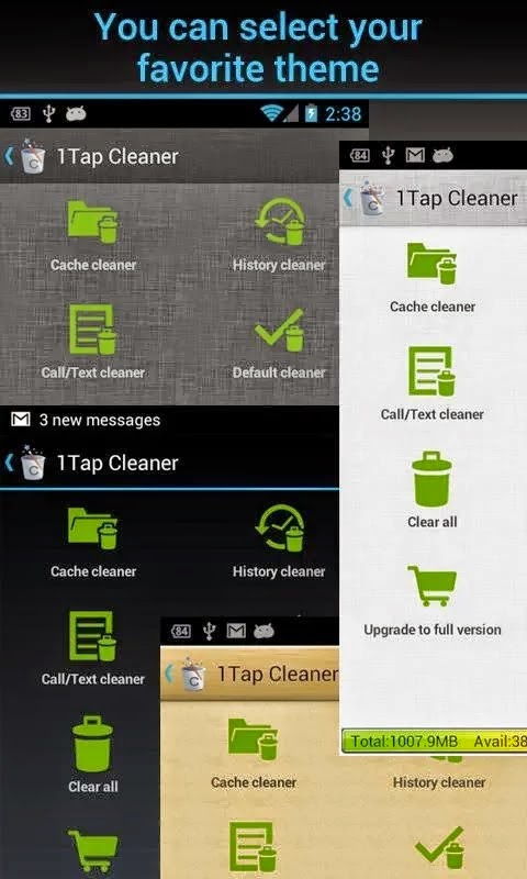 1Tap Cleaner Pro v2.55 Patched