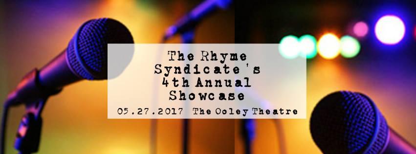 RHYME SYNDICATE in Sac. Sat. (5/27)