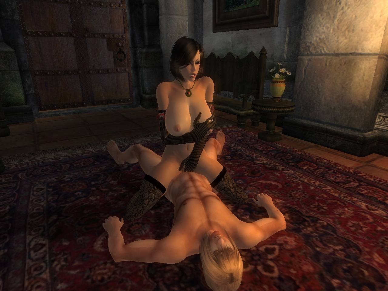 Oblivion adult mod youtube naked images
