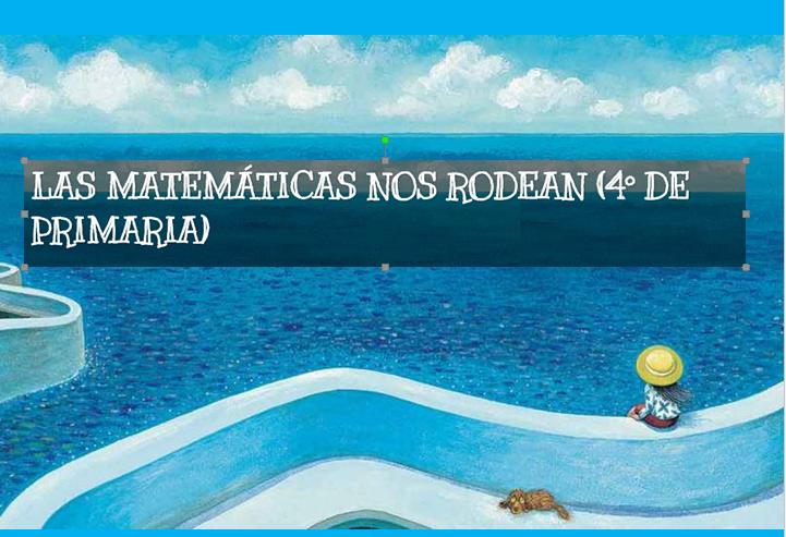 BLOG DE MATEMÁTICAS DE 4º DE PRIMARIA
