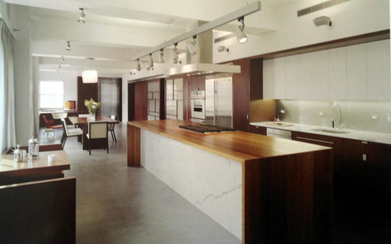 Soggiorno E La Cucina (o L'angolo Cottura) Dovrebbe Essere Schermato #8F6A3C 1600 999 Arredare Soggiorno Cucina A Vista