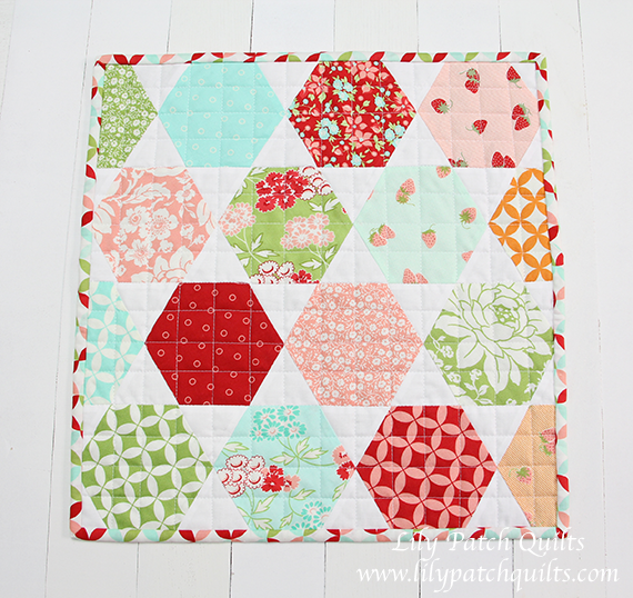 Lily Patch Quilts Mini Quilt Swap