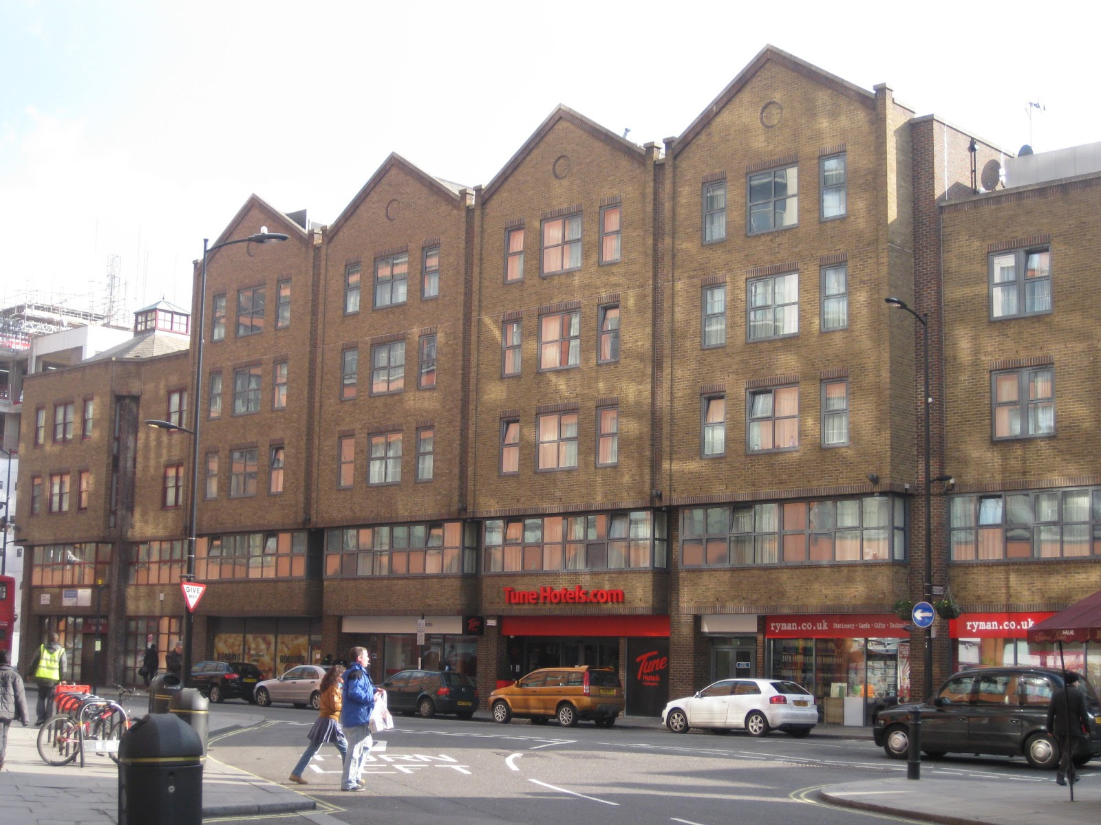 Cheap Hotels London Docklands