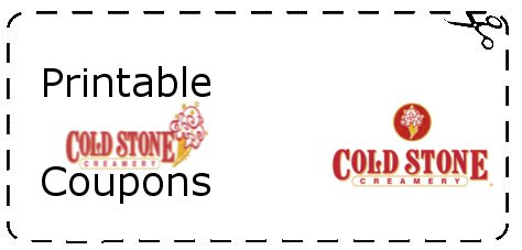 graphic regarding Cold Stone Printable Coupon titled Chilly stone retail outlet discount codes : Hardwarezone black friday discounts