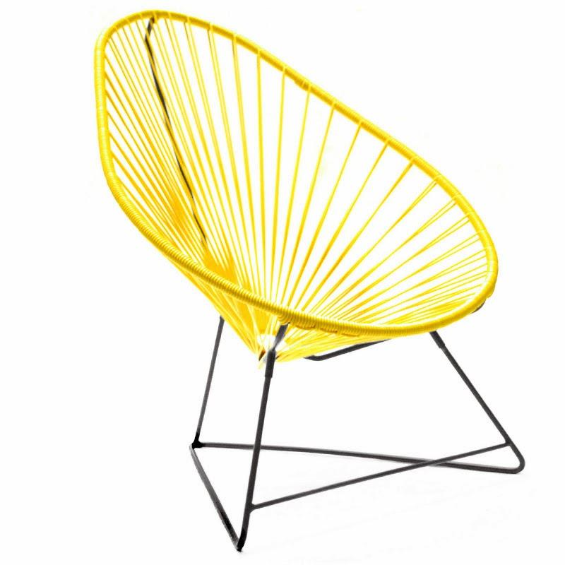el sillon acapulco silla acapulco. Black Bedroom Furniture Sets. Home Design Ideas