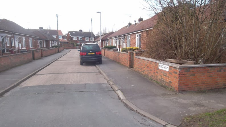 Newlands housing estate in Brigg - Nigel Fisher's Brigg Blog
