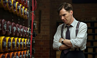 Cumberbatch as Turing