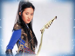 Crystal Liu Yi Fei (劉亦菲) Wallpaper HD 62