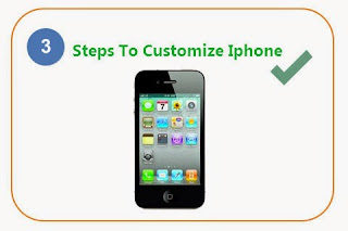 Get Your iPhone Customized in 3 Simple Steps